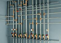 замена и монтаж труб водопровода